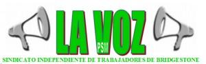 Logo La Voz
